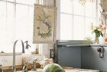 Decor - Kitchen / by Julie Ann Shahin