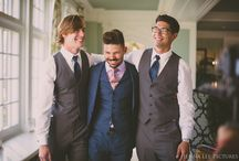 Real Wedding: Crystal♥Thiago / A beautiful wedding at the historic Highlands Ranch Mansion in Colorado. Photos were taken by Jenna Lee Pictures.