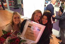 BRANDLEZZ WINNAAR KAPSALONAWARD LIMBURG / Brandlezz is winnaar van de kapsalon award 2015 - 2016