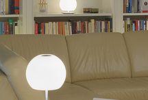 Floor and Table luminaires - Tisch- und Stehleuchten / - floor luminaires - table luminaires - Stehleuchten - Tischleuchten - Casablanca Leuchten