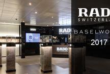 Rado Watches at Baselworld 2017