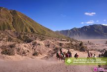 Jelajah Mt. Bromo & Sempu Island [operator : Keliling Nusantara] / Jelajah Mt. Bromo & Sempu Island Taman Nasional Bromo Tengger Semeru August 16 - 18, 2013 Link : http://triptr.us/sh