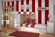 Kids Room / Kids Room Ideas and Inspiration.