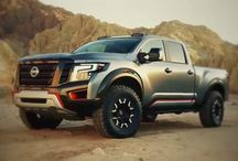 Nissan Cars and Trucks