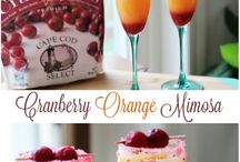 2016 Holiday Food Blogger Challenge Recipes / Cape Cod Select Holiday Food Blogger entries.  Beverage Entree Baking