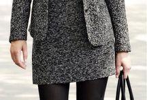 Winter Work Fashion
