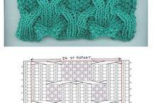 pletenie vzory