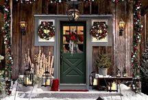 E' Natale! / Case ed alberi addobbati per le feste natalizie