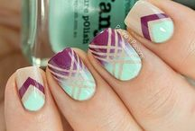 nails / by Darcy Toews