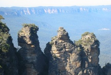 Australia/Greater Blue Mountains Area / グレーター・ブルー・マウンテンズ地域Greater Blue Mountains Area 遺産種別:自然遺産 登録:2000年