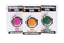 DEKA Waschmaschinenfarbe