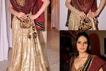 Indian Trendz Lehenga Designs