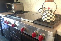 High-Tech kitchen appliances