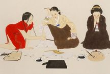 Korean - Painting