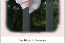 Momma / I miss her every day / by Ami Hardway