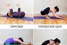 yoga og fitness