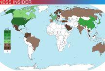 Global Business Factoids