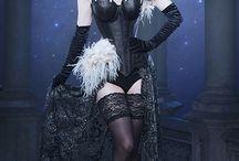 Goth Girls Style