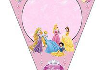 Déco Princesses Disney
