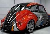 Car(vw beetle)
