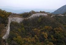 Greatwall Trek at Jiankou / The quiet, mysterious , and amazing part will give you a memorable and unbreathing scene when you climb on the top of the authentic, unrestored part of the great wall.
