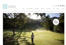 Website Inspiration - Retreat