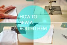Sew Inspired / by jennifer rogers design
