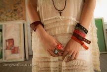 Boho / Free Spirit, Carefree, Earthy, High Fashion, Style,  / by Cris Vieira