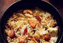 Rice / rice items