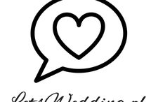 Blog ślubny / Szukasz informacji na temat ślubu? Planujesz uroczystość, ale nie wiesz od czego zacząć? Na LetsWedding.pl znajdziesz wszystkie potrzebne informacje.