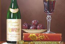Transzfer - bor, szőlő