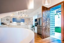 Cement tiles - Top projects / best ideas of #patterns and #cementtile #tiles for #floors and #walls