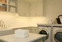 Laundry Room {designs we love}