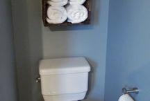 bathroom / by Sara-Lynn Kuzmic