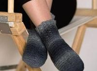 Socks and slippers / by Love of Crochet