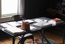 // O F F I C E // / a beautiful place to work, organise, create and more...