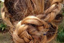 Hair / Long / Waves / Beautiful hair