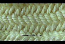 Modele (tip) de tricotat
