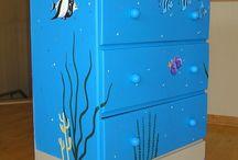 cocuk odası dekor fikirleri