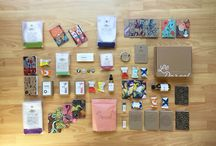 Le Parcel Giveaways / Every month we give away hundreds of dollars worth of gifts