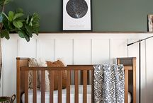 //BABY ABODES / Nursery inspiration