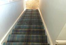 Carpets / Work by Peter Allen flooring settle england