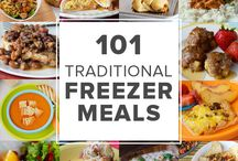 Recipes: Freezer Friendly