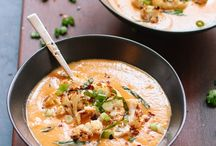 Cauliflower soup - Recipes