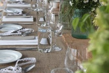 tablescapes / by Colleen Davis