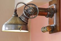 Lamp  Steampunk