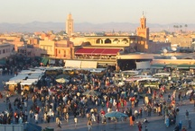 Marrakech / For tips on travel to Marrakech, check out the best Marrakech city guide - Hg2Marrakech.com