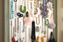 Jewelry Displays / by Crystal Villela Melendez