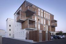 Habitação de Interesse Social em Aigues-Mortes / Thomas Landemaine Architectes