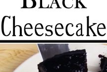 diy black food